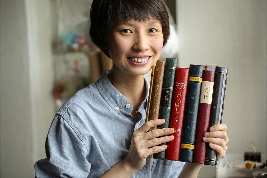 Ms Adelene Koh. -- ST PHOTO: ONG WEE JIN