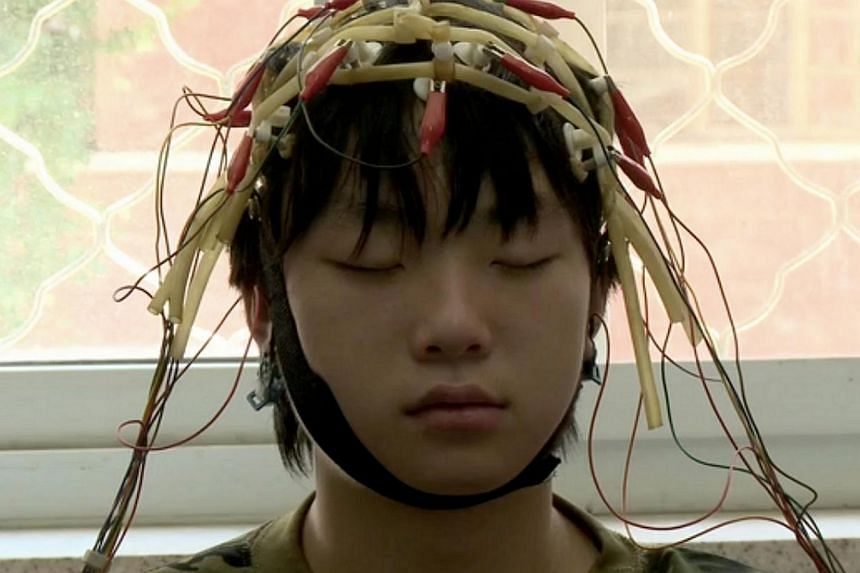Documentary Web Junkies on July 5 follows three youths who are checked into Beijing's first Internet addiction clinic. -- PHOTO: DOGWOOF GLOBAL