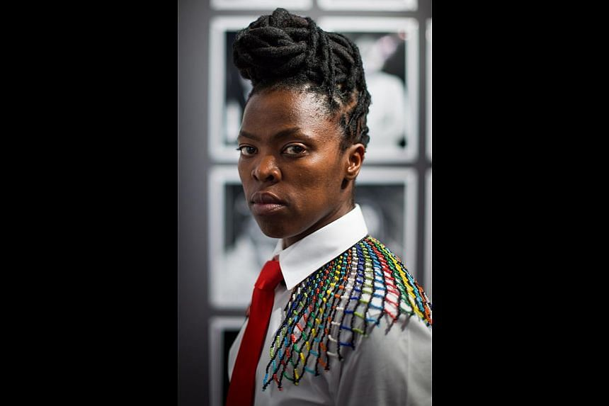 Ways Of Wandering is a public performance that will see more than 130 people being exposed to the arts in unusual ways. South African visual activist Zanele Muholi (above) will put on an exhibition titled Faces & Phases (left).