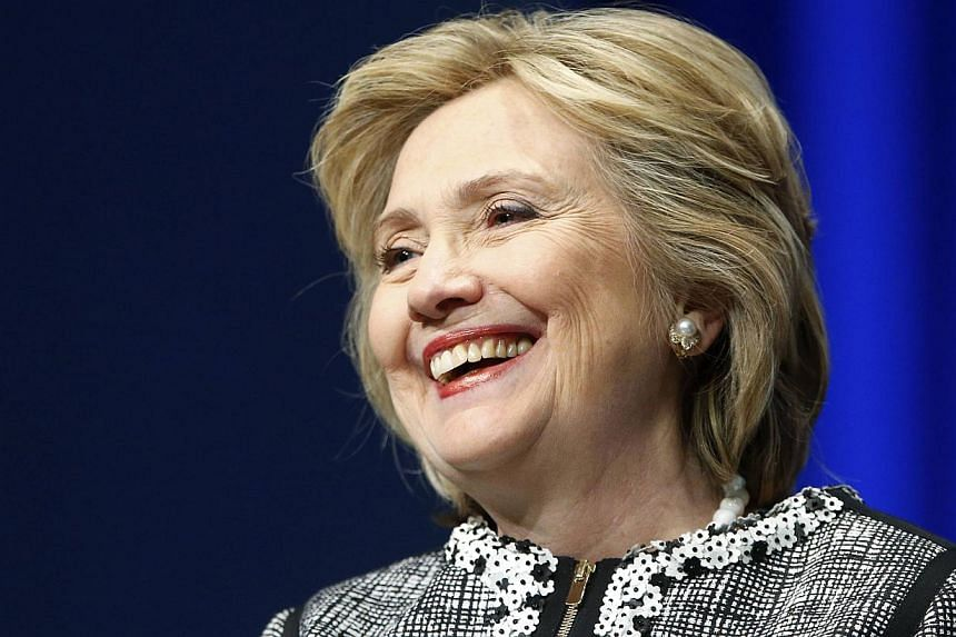 Hillary Clinton said the latest round of congressional investigations into the 2012 attacks on the US diplomatic post in Benghazi, Libya, would not deter her from seeking the presidency. -- PHOTO: REUTERS