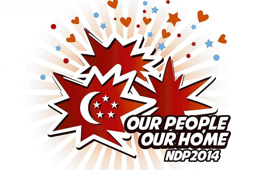 Successful applicants for tickets to this year's National Day Parade (NDP) and its Preview can collect them at the Float at Marina Bay, 20 Raffles Avenue, from Saturday to June 23, 10am to 10pm daily. -- PHOTO:NDP 2014