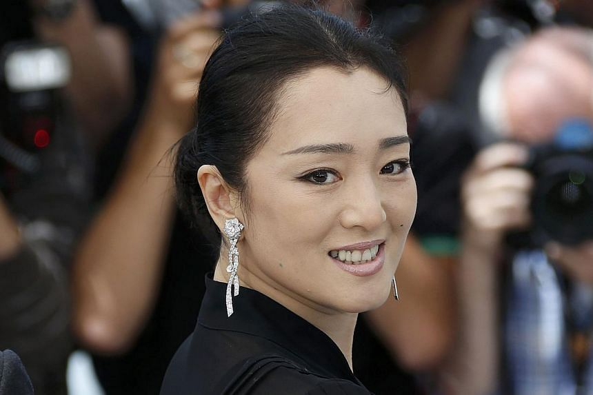 Actress Gong Li has admitted that she is in a relationship and that marriage is on the cards. -- PHOTO: REUTERS