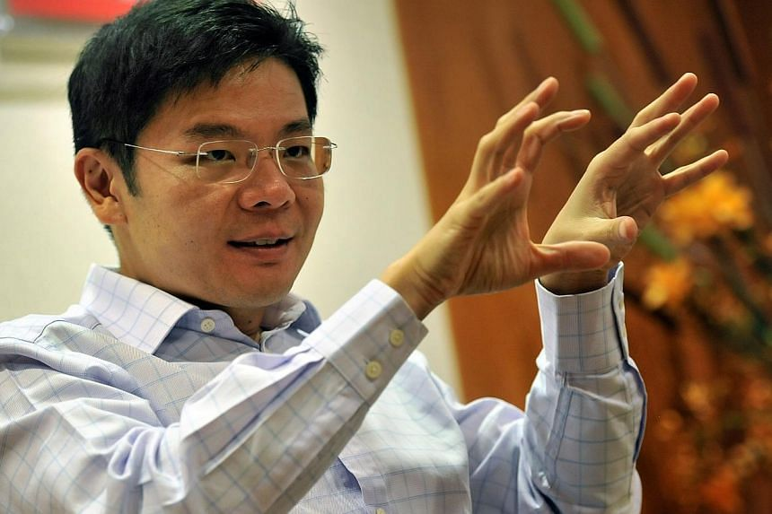 The National Youth Council (NYC) will be turned into an autonomous agency and strengthened as the national body coordinating holistic youth development, said Minister for Culture, Community and Youth Lawrence Wong on Friday, June 13, 2014. -- PHOTO: