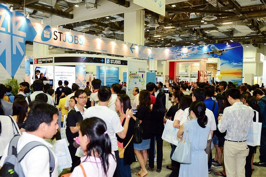 The rate of unemployment crept up in the first quarter of 2014, but the number of job openings continued to outnumber that of job seekers amid continued strong job growth, based on the latest official figures released by the Manpower Ministry on Frid