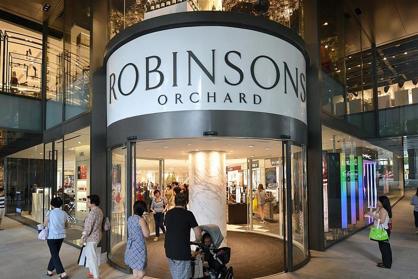 Mr Kraatz left at the end of last month. He is credited with making Robinsons more upmarket with the opening of its new store in Orchard.