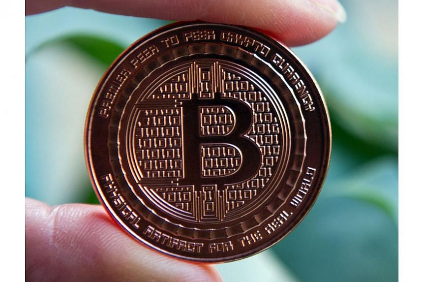 Bitcoin entrepreneurs have come together to form an association for enterprises and start-ups dealing in bitcoin and other crypto-currencies. - PHOTO: AFP