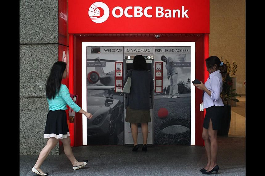 In the Bloomberg Markets magazine survey, OCBC came in fourth worldwide, down from its second placing in last year's list.