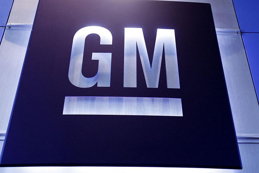General Motors on Monday recalled 3.4 million cars in North America to fix an ignition problem that could cause the car to lose power that is linked to injuries. -- PHOTO: AFP