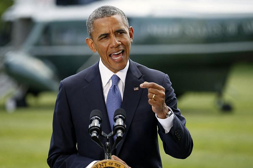 President Barack Obama told Congress on Monday the United States was deploying up to 275 military personnel to provide support and security for US personnel and the country's embassy in Baghdad after militants seized control of the north of the count