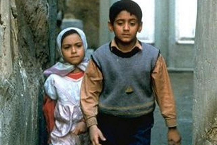 Children Of Heaven, a downbeat look at poverty, was a commercial success. -- PHOTO: MEDIACORP