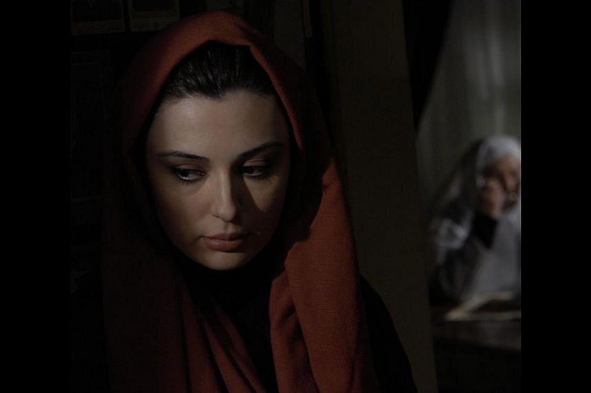 The Hidden Sense looks at a typical middle-class couple, who grow apart over time. -- PHOTO: IRANIAN FILM FESTIVAL