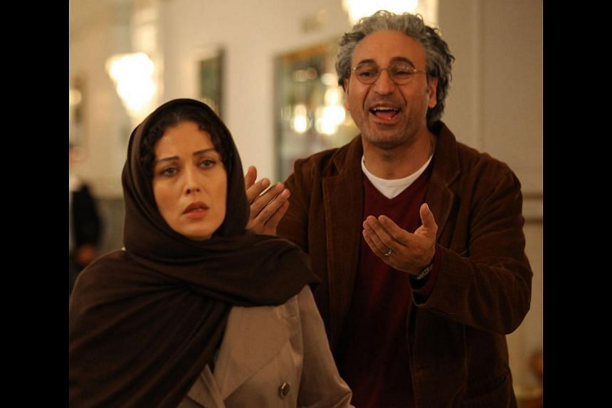 The Private Life Of Mr And Mrs M. -- PHOTO: IRANIAN FILM FESTIVAL