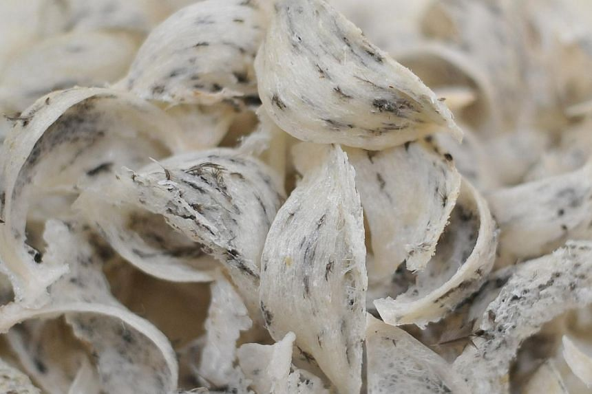 A recent survey found that 72 per cent of 300 respondents consume bird's nest, but 66 per cent had no idea how its price or quality is determined. -- PHOTO:EU YAN SANG INTERNATIONAL LTD
