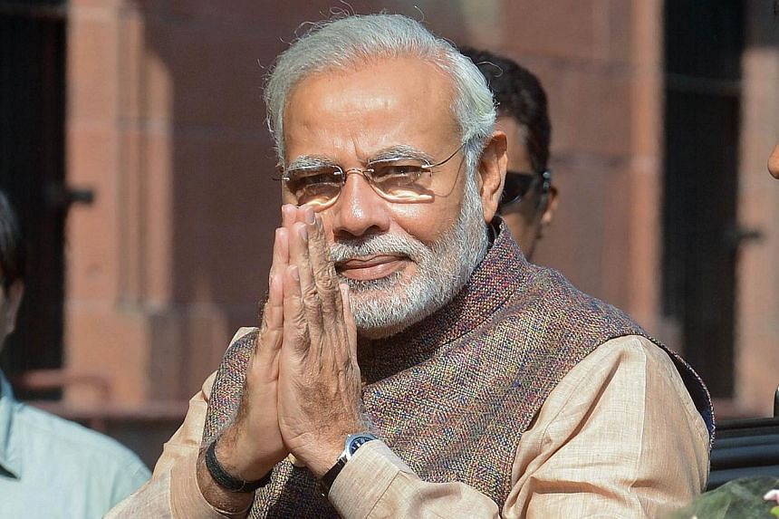 India's new Prime Minister Narendra Modi has postponed a visit to Japan which had been expected to take place early next month, the foreign ministry said on Thursday, June 19, 2014. -- PHOTO: AFP