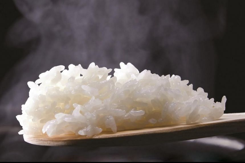 The purchase, storage and cooking of rice is big business in Japan. -- FILE PHOTO: HITACHI