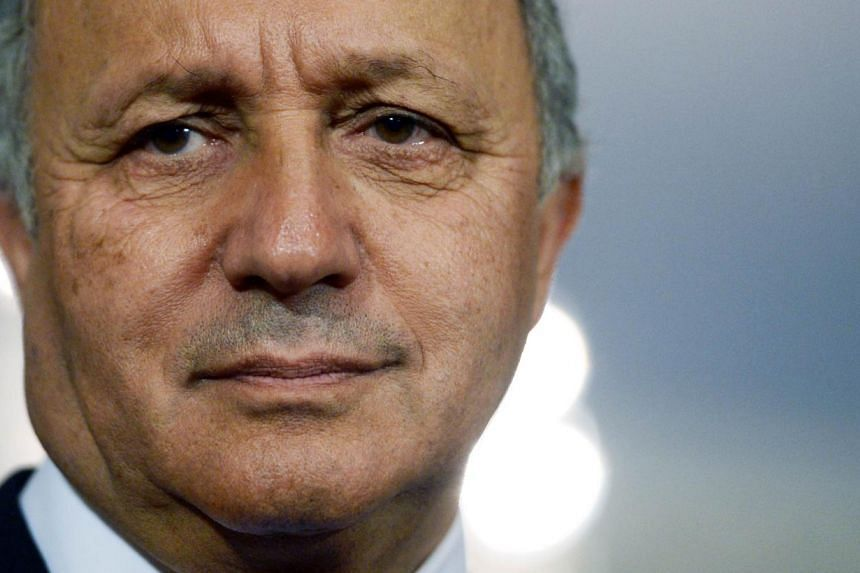"""French Foreign Minister Laurent Fabius (above) says the situation in oil-rich Iraq is """"extremely serious"""". PHOTO: AFP"""