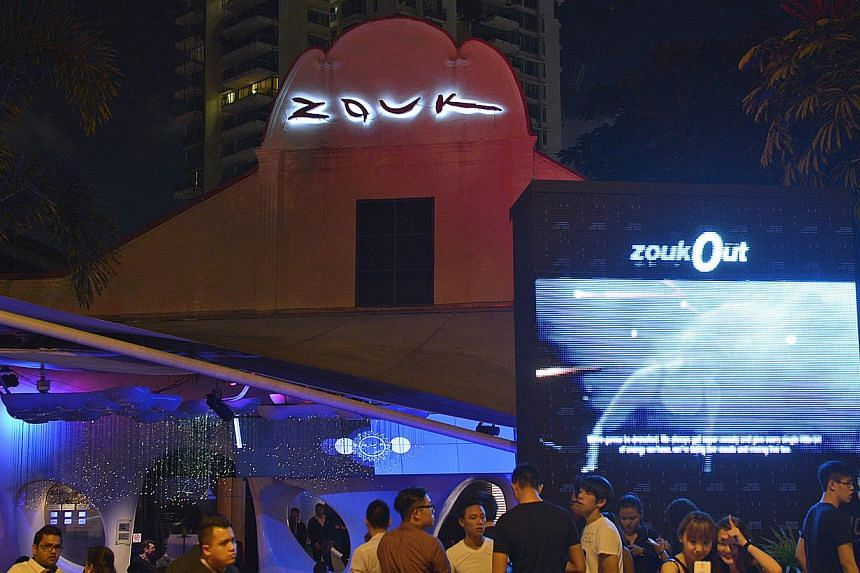 Fans in and outside Singapore have been speaking in support of the club after a Straits Times report on Wednesday said Zouk may have to close if it does not get a three-year extension on its lease.