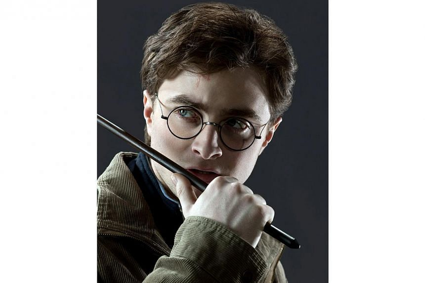 British actor Daniel Radcliffe in Harry Potter And The Deathly Hallows: Part 1. -- PHOTO: 2009 WARNER BROS.