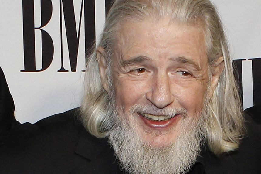 Songwriter Gerry Goffin poses at the BMI's 60th annual Pop Music Awards n Beverly Hills, California on May 15, 2012. -- PHOTO: REUTERS