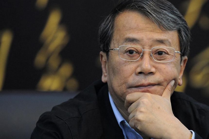Ling Zhengce, seen here in 2011, hasbeen removed from his post as a vice-president of the Shanxi provincial branch of the Chinese People's Consultative Conference. He is the brother ofChinese politician Ling Jihua, a formerpresident