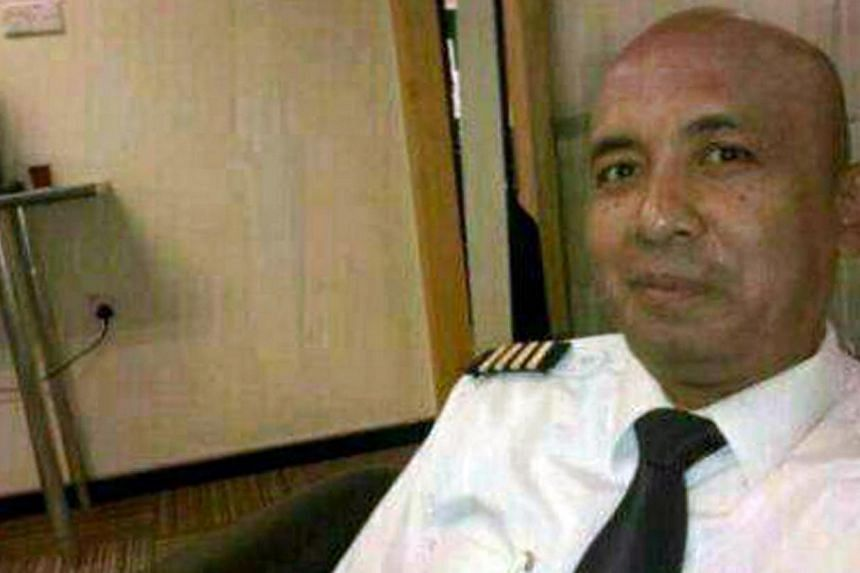 Malaysia's Acting Transport Minister Hishammuddin Hussein has denied a report that Captain Zaharie Shah was the prime suspect behind the disappearance of Malaysia Airlines (MAS) Flight MH370. -- PHOTO: THE STAR/ASIA NEWS NETWORK