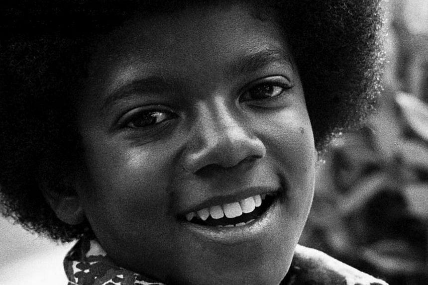 Cinema Still: Michael Jackson: The Life Of An Icon. -- PHOTO: SCORPIO EAST ENTERTAINMENT