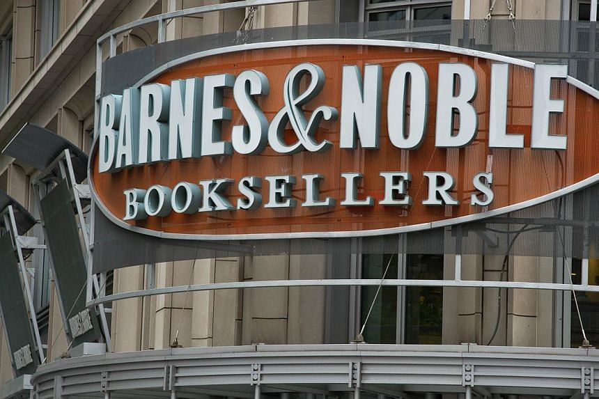 US book retailer Barnes & Noble said on Wednesday it would spin off its Nook division, which produces tablets and digital books, amid ongoing losses at the unit. -- PHOTO: AFP