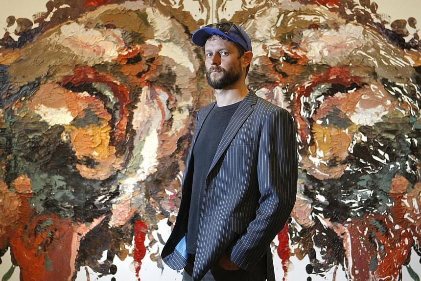 Prudential Singapore Eye coincides with the second regional Prudential Eye Awards. Australian artist Ben Quilty was this year's overall winner. -- PHOTO: ST FILE