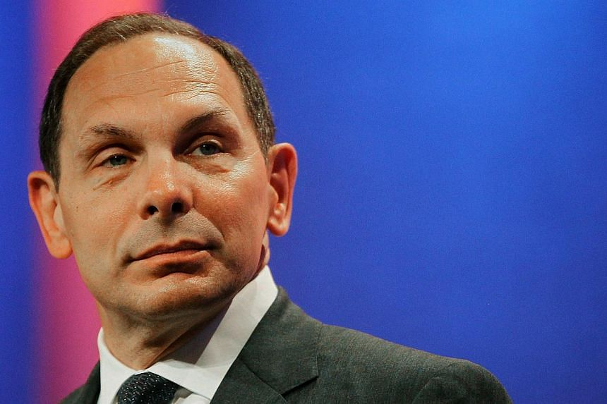 This Sept 21, 2010 file photo shows then Procter & Gamble CEO Bob McDonald during the annual Clinton Global Initiative (CGI) in New York City. President Barack Obama plans to nominate on Monday former Procter & Gamble chief executive Bob McDo