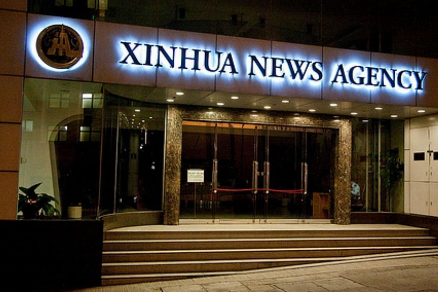 The online arm of China's official Xinhua news agency said it is seeking to raise US$240 million (S$300 million) in an initial public offering, the second state media firm to go public as Beijing looks to transform the sector into a more commercial o
