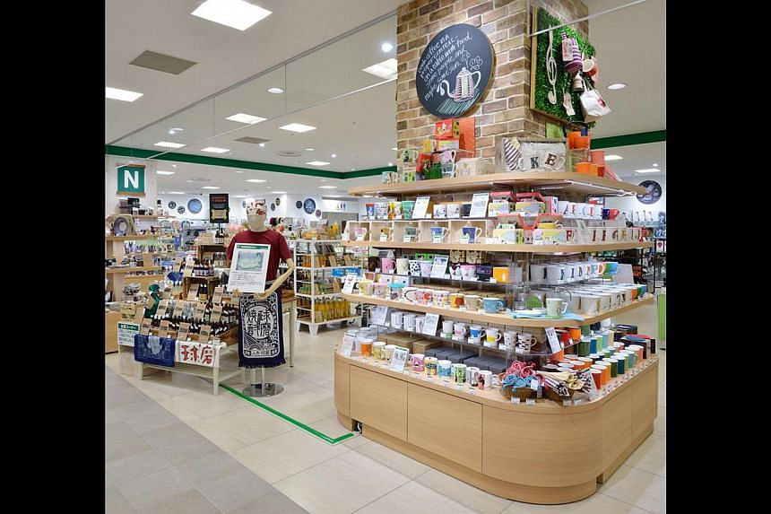 Japanese lifestyle store Tokyu Hands is known for its quirky homeware products and DIY items.