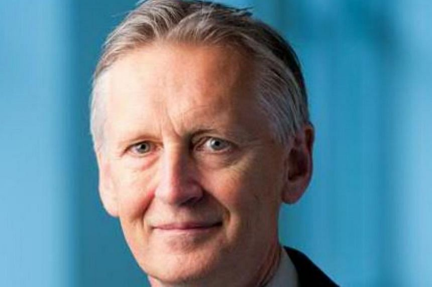 Professor James Best, who currently heads the medical school at the University of Melbourne, will assume his new role at NTU from July 29.-- PHOTO: NANYANG TECHNOLOGICAL UNIVERSITY