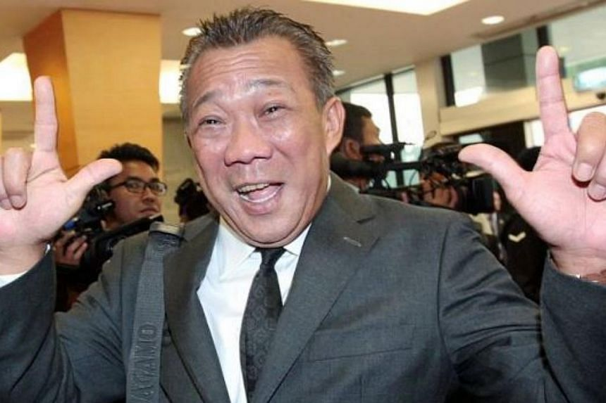"""Kinabatangan MP Datuk Bung Mokhtar Radin has defended his """"Hitler"""" tweet, adding that people who have attacked him on social media for it have done so because of who he is.-- PHOTO: THE STAR/ASIA NEWS NETWORK"""