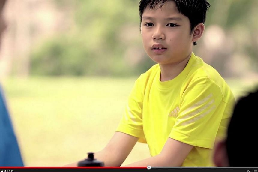 A still from the National Council for Problem Gambling ad that ran during the 2014 World Cup.The National Council on Problem Gambling has defended its anti-gambling advertisement, which has been generating an online buzz since Tuesday night, af