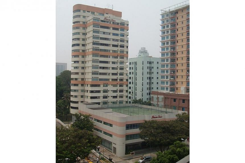 A unit of construction group Low Keng Huat will buy 36 units in the Balestier Tower for $63.9 million, said the company on July 8, 2014. -- PHOTO:REALTORHUB REAL ESTATE