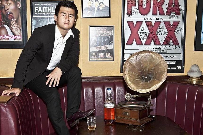 Australian comedianRonny Chieng will be performing at theMelbourne International Comedy Fest 2014, alongsidecomedy headliner Harley Breen, upcoming star Luke McGregor and banjo-playing Annie Edmonds. -- PHOTO: THE SUBSTATION