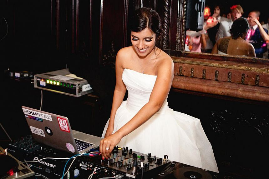 Home-grown DJ and Red Bull Music Academy alumna Aresha. -- PHOTO: ARESHA