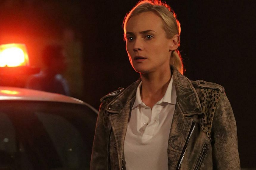 The second season of The Bridge sees Diane Kruger's character explored in greater depth. -- PHOTO: FOX