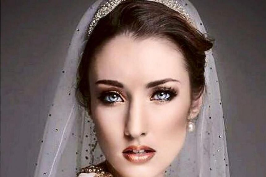 It will be a funeral in Malaysia for Estonian model Regina Soosalu, whose body was found along a beach stretch at Pulau Rawa on July 1. -- PHOTO: THE STAR/ASIA NEWS NETWORK