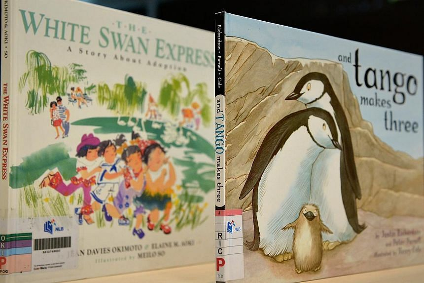 Two of the three titles taken off the shelves by the National Library Board (NLB) after receiving queries over whether they were suitable for children. Many Singaporeans are unaware of the controversy regarding the National Library Board's (NLB)