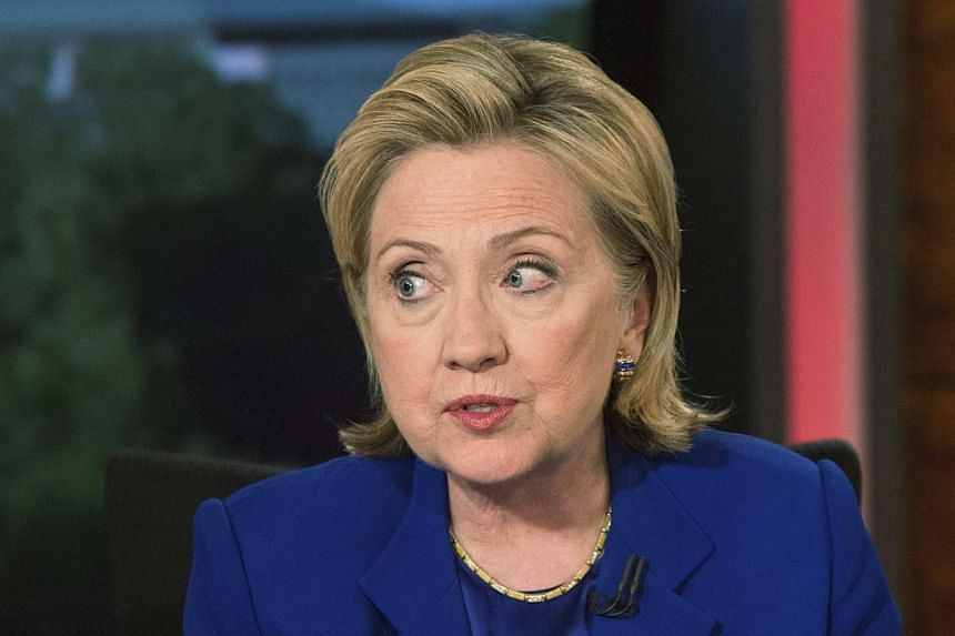 Former United States Secretary of State Hillary Clinton has called on Europe to take action against Russia over a Malaysian civillian jet that was shot down above Ukraine on Thursday, July 17, 2014. -- PHOTO: REUTERS