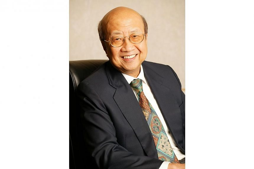 Dr Cheong Choong Kong, chairman of OCBC Bank Group.OCBC Bank veteran, Dr Cheong Choong Kong, will retire as chairman of its board of directors on Aug 31. -- PHOTO: OCBC