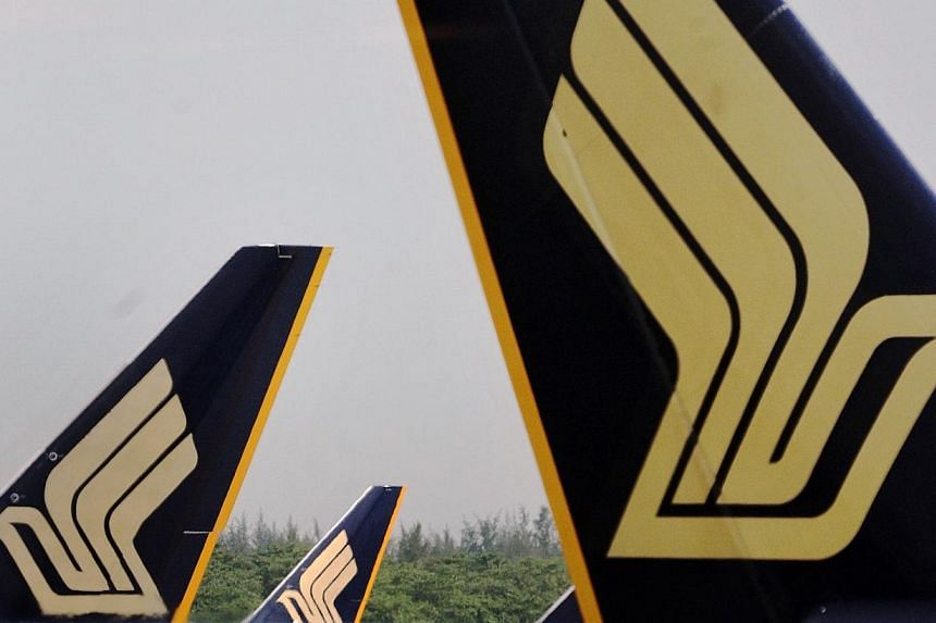 Singapore Airlines (SIA) has apologised for its Facebook and Twitter postings following the crash of a Malaysia Airlines flight on Thursday, July 17, 2014, and admitted that it could have been more sensitive in dealing with the matter. -- ST PHOTO:&n