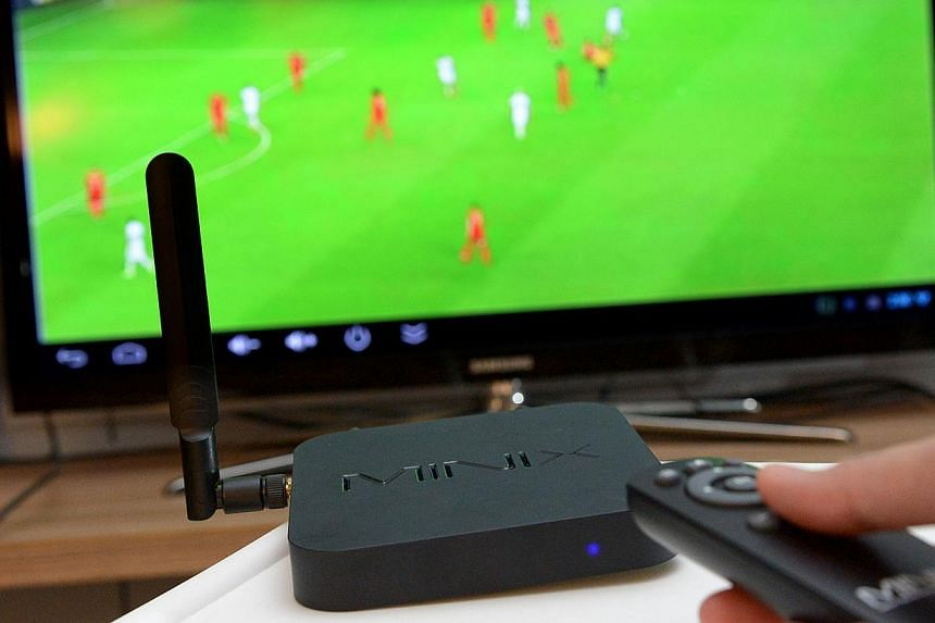Android set-top boxes for TV streaming: Copyright or wrong