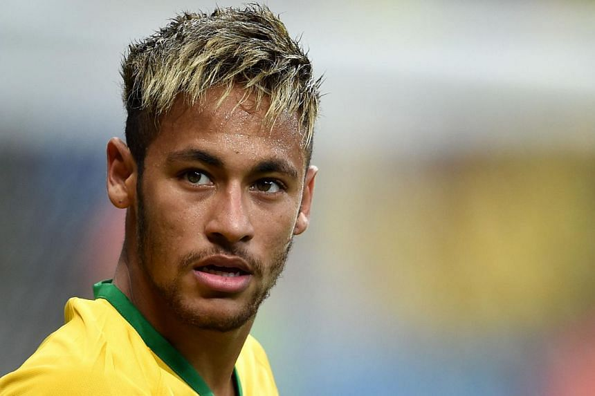 Brazil starlet Neymar says his team strove hard for World Cup glory, but other countries have moved ahead of them and they must catch up. -- PHOTO: AFP