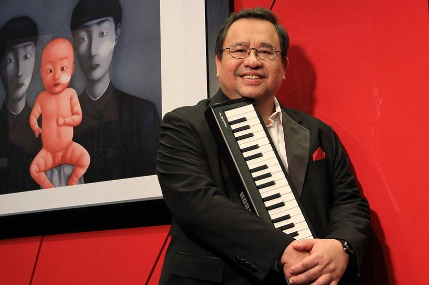 Jazz icon Jeremy Monteiro. After jazz musician Monteiro performed in May with the Singapore Chinese Orchestra on tour in three concerts, conductor Yeh Tsung introduced him to the Chinese audience as a Singaporean virtuoso. -- PHOTO: RUSSEL WONG