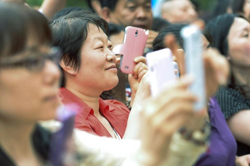 China is the largest smartphone market in the world, and by 2018 is likely to account for nearly one-third of the expected 1.8 billion smartphones shipped that year, according to data firm IDC.More people are now turning to a mobile device - such as