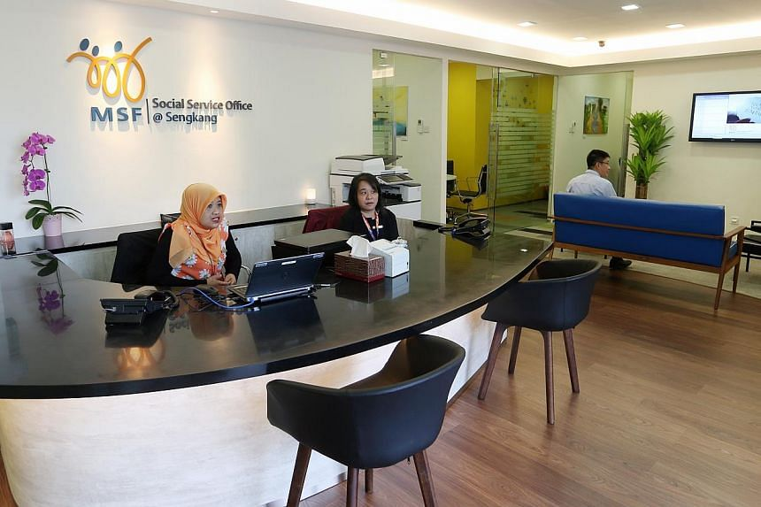 Image result for social service office singapore