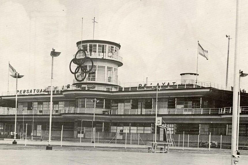 The former Kallang Airport has been home to the People's Association (PA) since 1960. -- PHOTO: PEOPLE'S ASSOCIATION