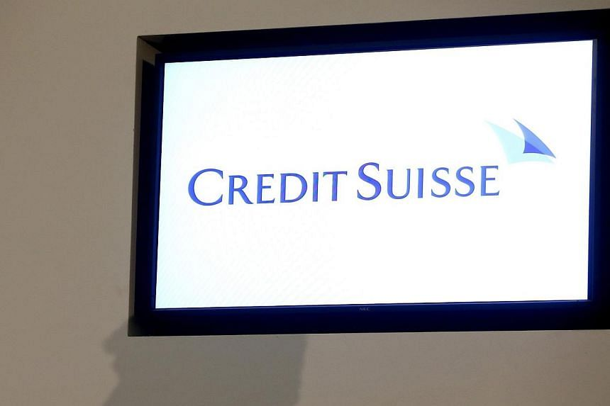 In May, Zurich-based Credit Suisse became the largest bank in decades to plead guilty to a US criminal charge and agreed to pay more than US$2.5 billion in penalties. -- PHOTO: REUTERS